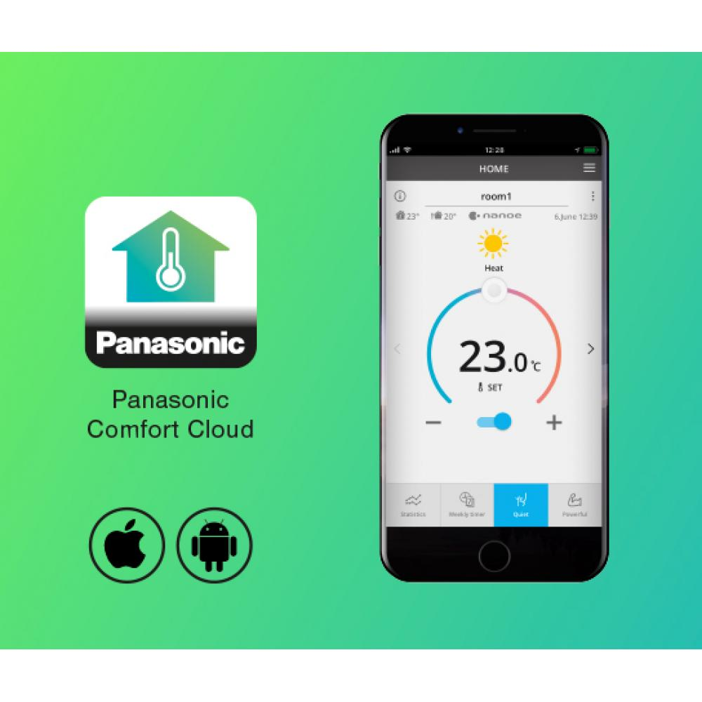 ADAPTADOR WIFI PANASONIC CONFORT CLOUD CZ-TACG1