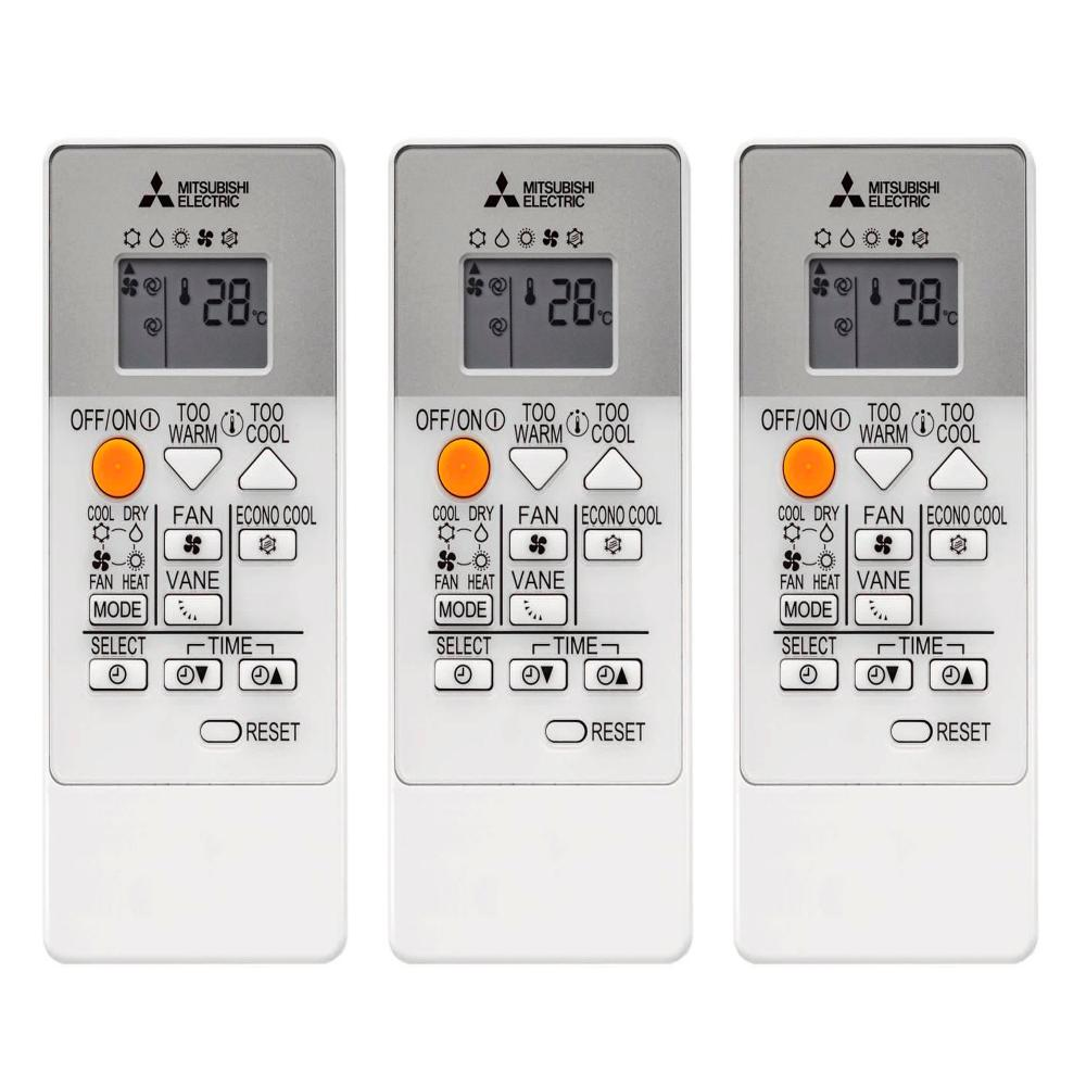 3X1 MITSUBISHI ELECTRIC MXZ-3HA50VF MSZ-HR25VF MSZ-HR25VF-MSZ-HR25VF