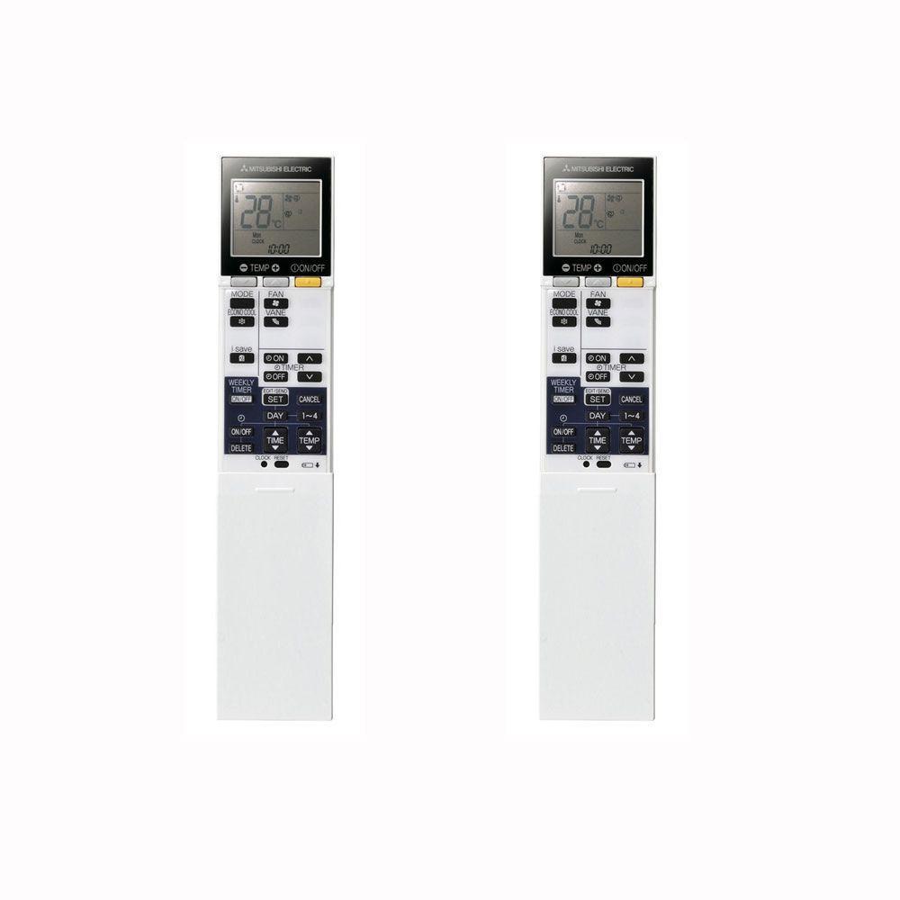 2X1 MITSUBISHI ELECTRIC MXZ2D42VA MSZSF20VE2 MSZSF25VE2