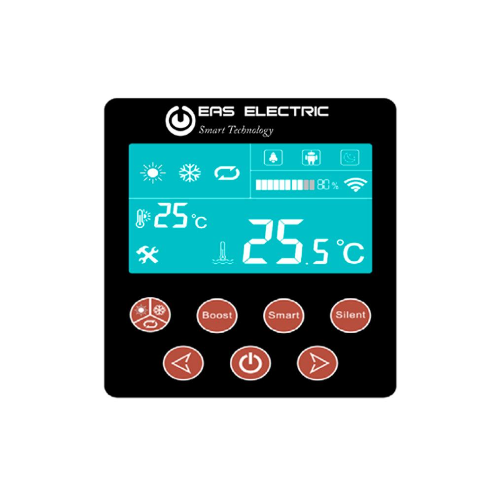 BOMBA DE CALOR EAS ELECTRIC EBP12WZ